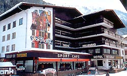 Sporthotel / Отель Спортотель