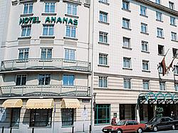 Ananas Hotel / Ананас