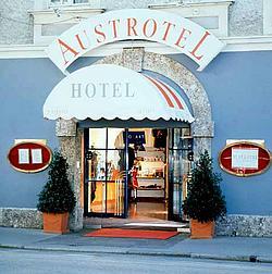 Austrotel Salzburg / Австротель Зальцбург