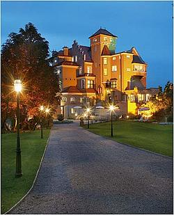 Hotel Schloss Moenchstein / Шлосс Мёнхштайн