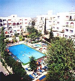 Отель афродита лимассол