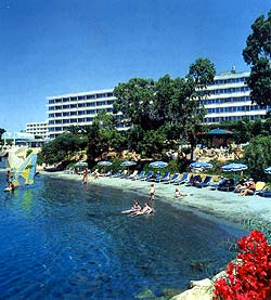 Apollonia Beach Hotel /