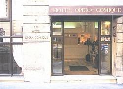 Opera Comique / Отель Опера Комик
