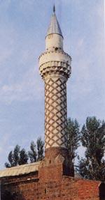 Минарет мечети Джумайя