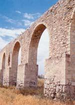 Древний акведук, 3 км от Ларнаки, Кипр