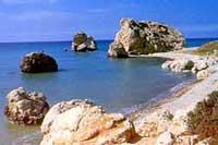 Петра-ту-Ромиу, Кипр