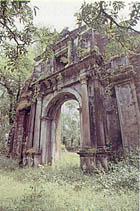 Монумент, Гоа