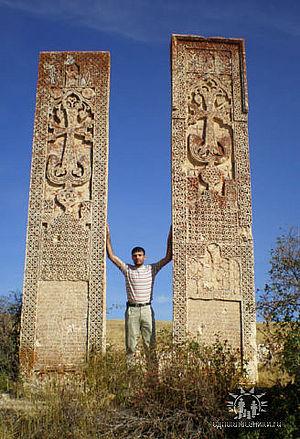 Moskva - Yerevan - Shushi - Van - Mush - Yerevan  / 14 незабываемых дней в Армении, Карабахе и Западной Армении